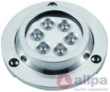 LED Unterwasser-Beleuchtung, Aufbau, rund, Boot, Bootsbeleuchtung, LED, Led Lamp