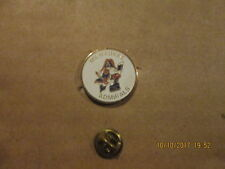 IHL Milwaukee Admirals Vintage 1990's Style#2 Logo Hockey Lapel Pin
