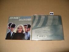 Blondie - Atomic (The Very Best of , 1999) 2 cd Ex/Booklet very good