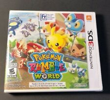 Pokemon Rumble World (3DS) NEW