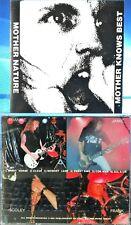 Mother Nature - Mother Knows Best (CD, 1995, Artist's Label, US INDIE) MEGA RARE