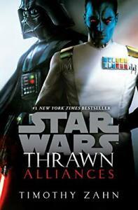Thrawn: Alliances (Star Wars) by Zahn  New 9781984821027 Fast Free Shipping*-