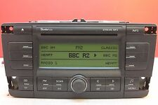 SKODA OCTAVIA MP3 CD RADIO PLAYER 2005 2006 2007 2008 2009 CAR STEREO CODE