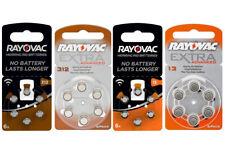 Rayovac Hörgerätebatterien Hörgerät AU P ZL 13 312 13A 13AE V312A DA312 312A