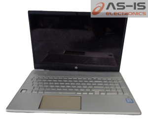 "*AS-IS* HP Pavilion 15-cs2079nr 15.6"" Core i5-8265U 1.60GHz No RAM No HDD Laptop"