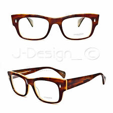 Oliver Peoples Deacon OV5076 1172 Eyeglasses 50/19/147 Rx - Made in Japan - New