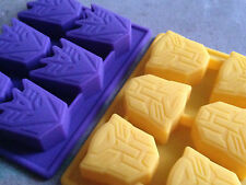 Transformers Silicone Cake Crayon Chocolate Soap Ice Mold Mould Autobot Robot