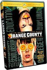 30770// ORANGE COUNTY APPRENEZ A PENSER DIFFEREMMENT DVD NEUF