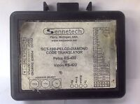 SENNETECH SCT-100 Pelco-Diamond Code Translator