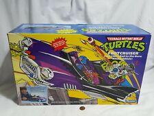 NEW Teenage Mutant Ninja Turtles FOOTCRUISER Car SEALED TMNT Foot Cruiser 1989