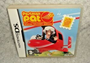 Postman Pat Special Delivery Service Nintendo DS Game