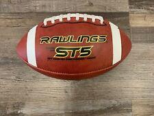St5Ab Leather Football