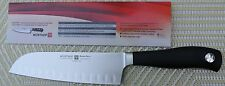 "Wusthof grand prix ii santoku  COOK'S knife #4175/17cm  7""solingen germany"