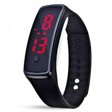 Orologio digitale Cinturino Silicone Sportivo Uomo Donna Unisex Quarzo