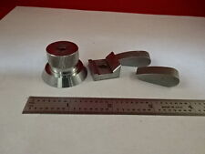 FOR PARTS MICROSCOPE PIECES KNOBS ZETOPAN REICHERT AUSTRIA AS IS #IL6-30