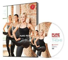 Pure Barre Pure Results Feature Focus: Thighs Workout DVD 2015 Brand New Sealed