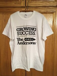 The Andersons Grain Elevator T-Shirt Large NOS