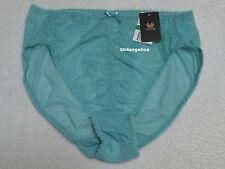 Wacoal Retro Chic Nylon Brief Panties #841186 L/7 NWT