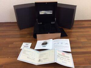 Officine Panerai Luminor Marina Automatic Watch Box + Paper +Booklet + Free Post