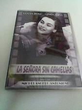 """DVD """"LA SEÑORA SIN CAMELIAS"""" PRECINTADA MICHELANGELO ANTONIONI LUCIA BOSE"""