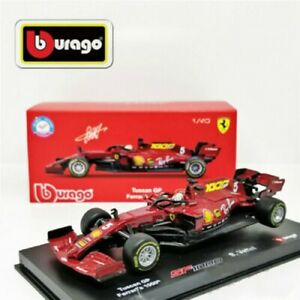 Bburago 1:43 Signature Series FERRARI F1 SF1000 #5 SEBASTIAN VETTEL Model Car
