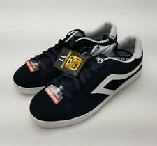 New Mens Airspeed Shoes Size 11 Black and White Genuine Leather