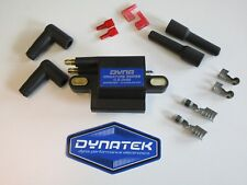 Yamaha RD350LC Dyna hi performance Mini ignition coil,& Taylor leads Black