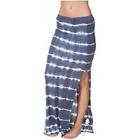 Rip Curl HARPER MAXI SKIRT Womens New - GSKBH1 Navy