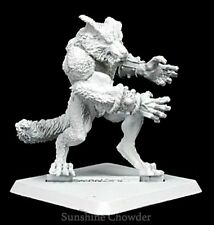 Feral Lupine 14239 - Warlord - Reaper MiniaturesD&D Wargames Werewolf Hunter
