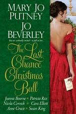 The Last Chance Christmas Ball-ExLibrary