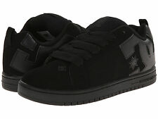 DC Shoes Court Graffik Men US 11 Black Skate Shoe UK 10 EU 44.5 2419