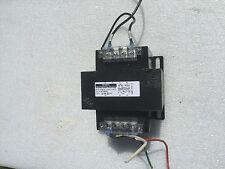 SIEMENS .500 KVA CONTROL TRANSFORMER 240X480 HV 120 LV ( #MT0500A )
