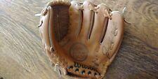 "Wilson A2160 Pro Model Baseball Glove Mitt Jim ""Catfish"" Hunter RHT dual hinge"