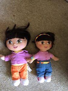 Dora the explorer Dolls Only