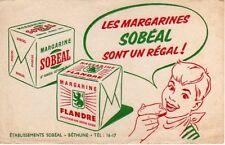 BUVARD 104150 SOBEAL MARGARINE- 0