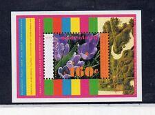 Holanda Flores Hojita del año 1996 (CZ-315)