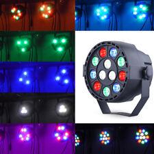 12LED RGBW PAR Lichteffekt Scheinwerfer DMX512 Bühnenlicht DJ KTV Party Lichter
