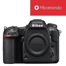 Nikon D500 Body DSLR Camera  (Nikon Malaysia)