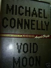 Void Moon by Michael Connelly HARDBACK 1st edition 0375408622