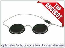 Solariumbrille, Höhensonnenbrille, UV-Brille für Erwachsene