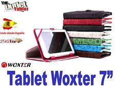 "FUNDA TABLET para Woxter PC 7"" Dibujos NIÑOS INFANTIL PC50 PC65 PC70 PC75"