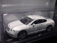 IXO Bentley Continental GT 2003 1/43 Scale Box Mini Car Display Diecast Vol 270