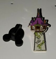 Disney Pin Rapunzel Tower Pin Tangled Icon Free Ship AUTHENTIC