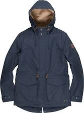 Element Giacca Uomo Parka Roghan - Eclipse Navy