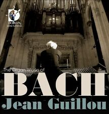 Jean Guillou, J.S. Bach - Organ Works of Bach [New CD]
