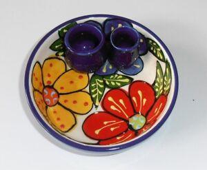 Spanish Ceramic Olive Dish