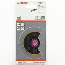 BOSCH Segment saw disk BIM-TiN ACI 65 AB Multi Material 65 mm 2608661759 OIS