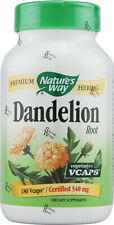 Dandelion Root, Nature's Way, 100 capsules