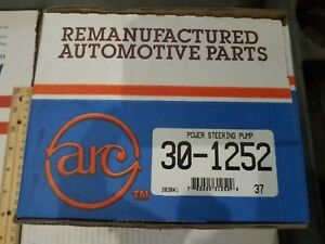 Power Steering Pump Arc 30-1252 fits 03-07 Honda Accord