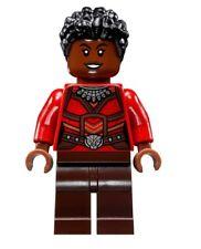 LEGO MARVEL SUPER HEROES MINIFIGURE BLACK PANTHER NAKIA 76100